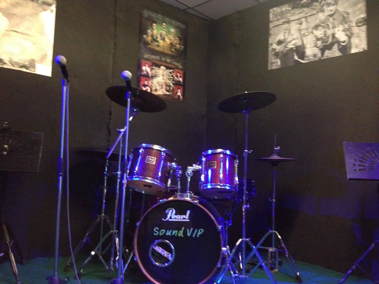 ห้องซ้อมดนตรี  Sound VIP